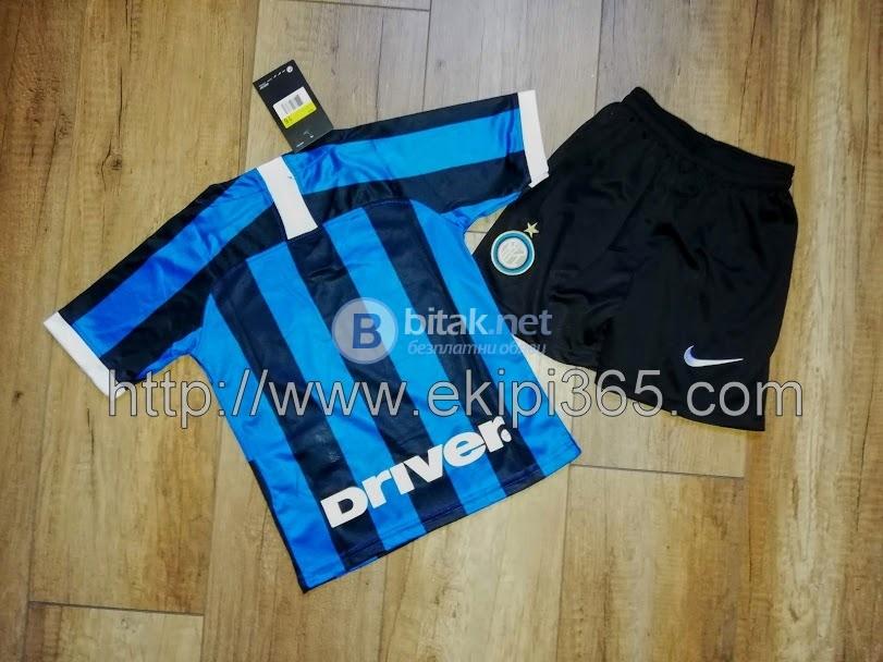 Inter Milano детски футболен екип НОВ 2019/20