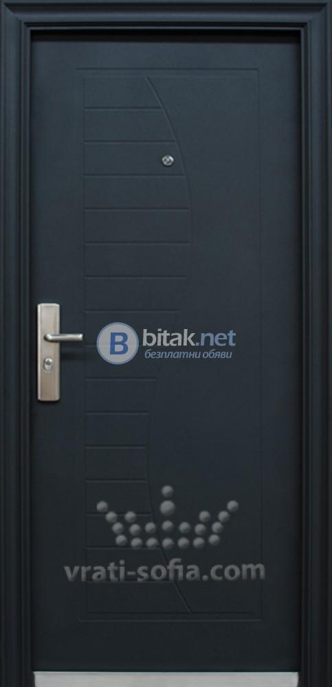 Метална входна врата 701-B