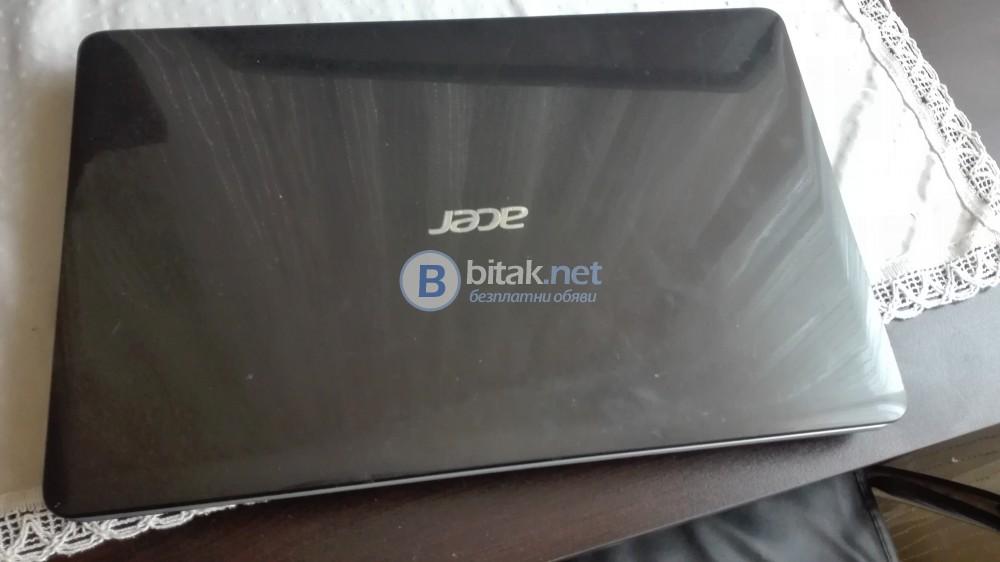 Продавам лаптоп ACER ASPIRE E1 571