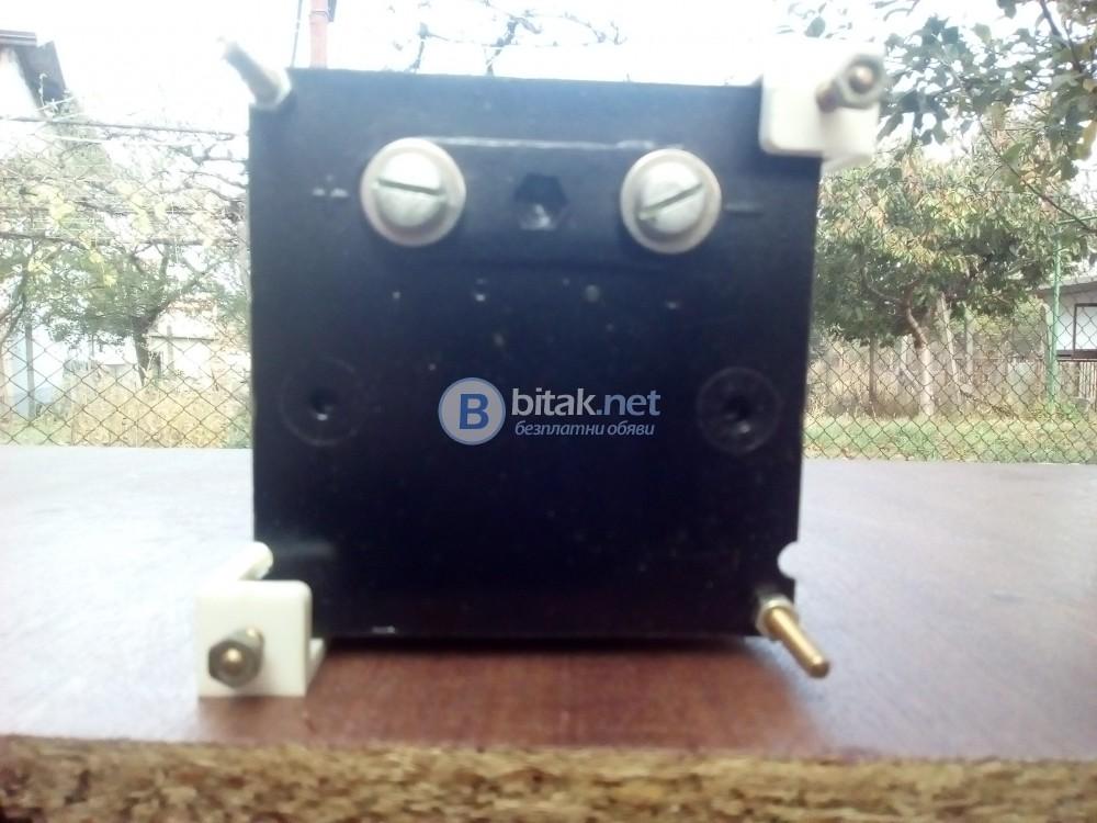 Амперметър за променлив ток