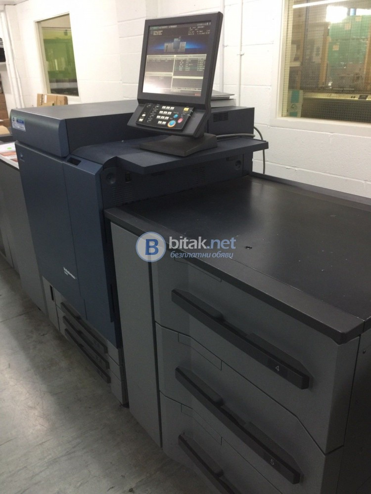 Konica Minolta Bizhub Press C 8000 Цена: 15900.00 лв