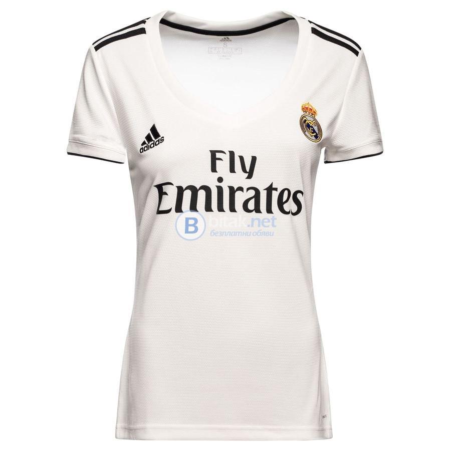 Женска фланелка Реал Мадрид Adidas титулярна