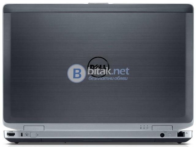 лаптоп Dell Latitude E6430 i5-3340 втора употреба