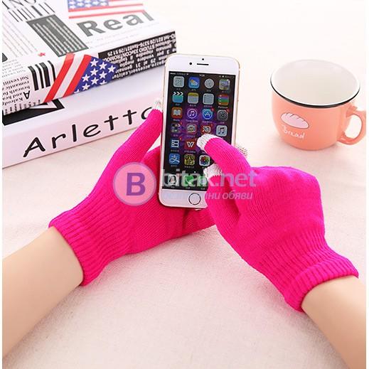 Топли ръкавици с тъчскрийн функция Touch Screen ръкавици различни цветове
