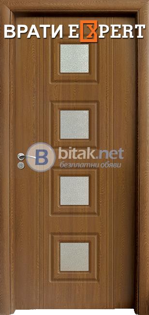 Интериорна врата модел 021