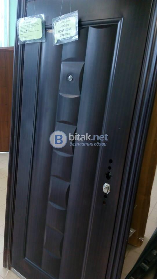 Метална врата 137 Р