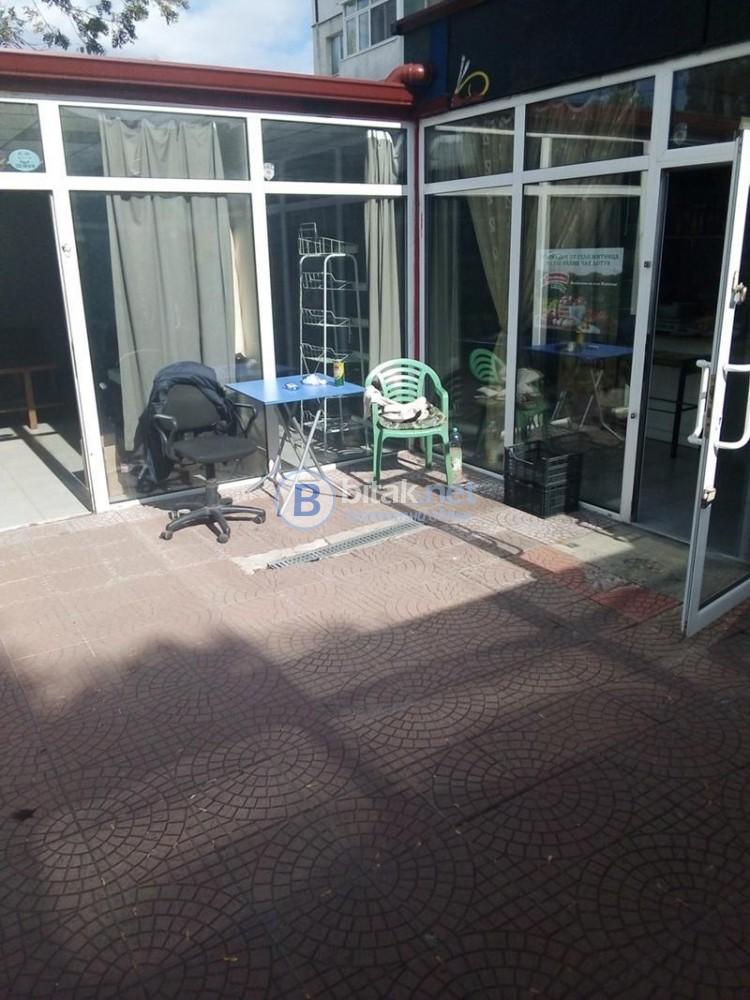 Под наем магазин Надежда 2 необзаведен отличен до данъчна служба 750лв.