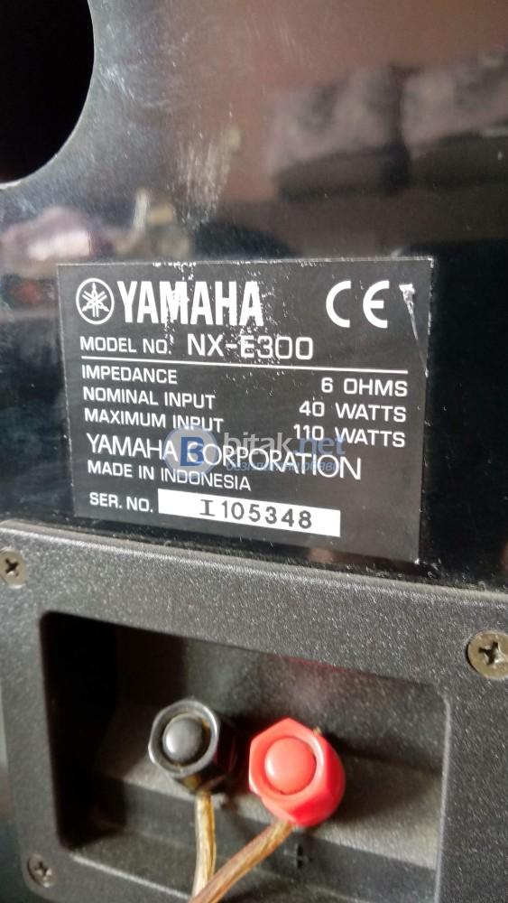 Bookshelf Yamaha Nx-Е300
