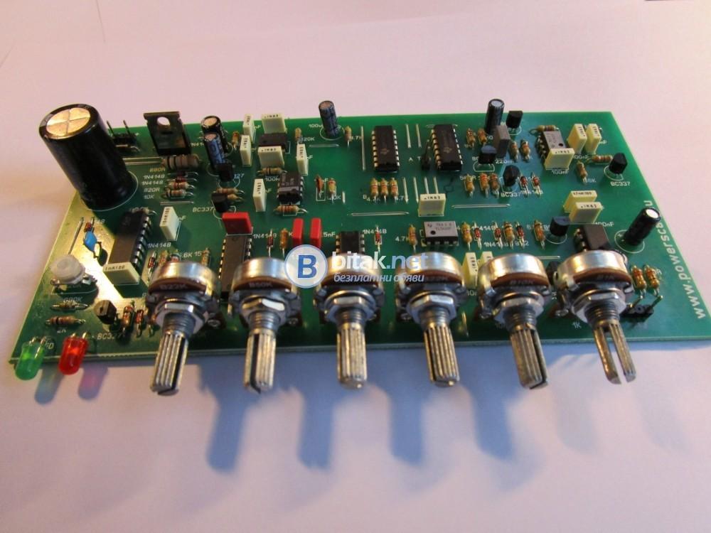 Продавам платки за импулсен металдетектор SNIFER XR-71 (DeltaPulse)