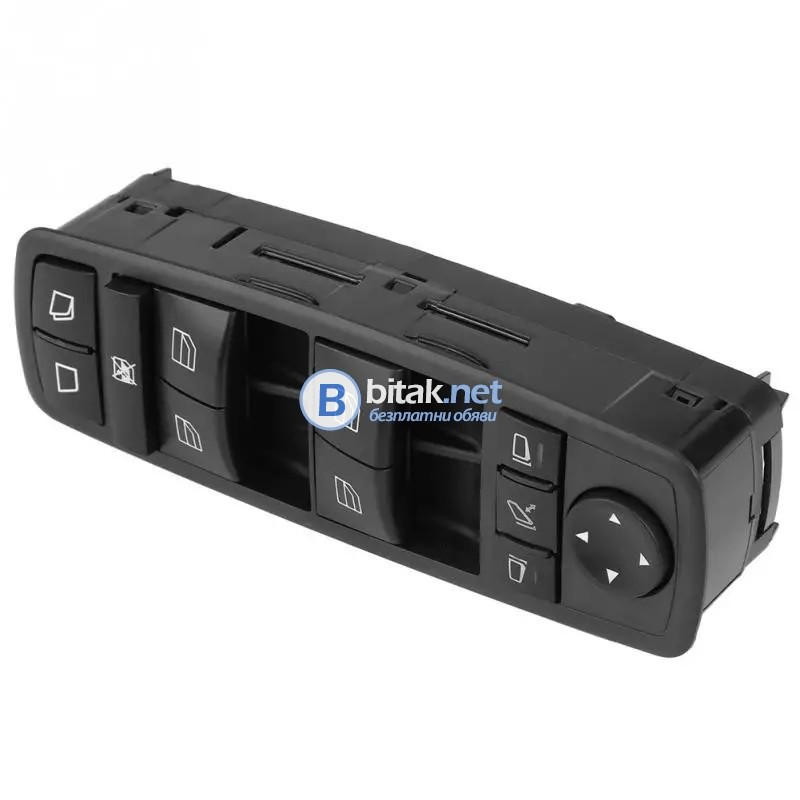 Ел Блок, копчета за управление на ел. стъкла Мерцес ML W 164