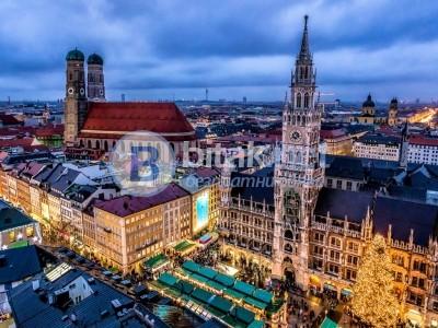 Приказните Баварски замъци със самолет от Мюнхен