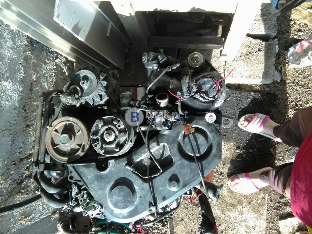Продавам оборудван двигател за Ивеко дейли 35 10   2, 5 td, 100кс, 1997г. Работи отлично.