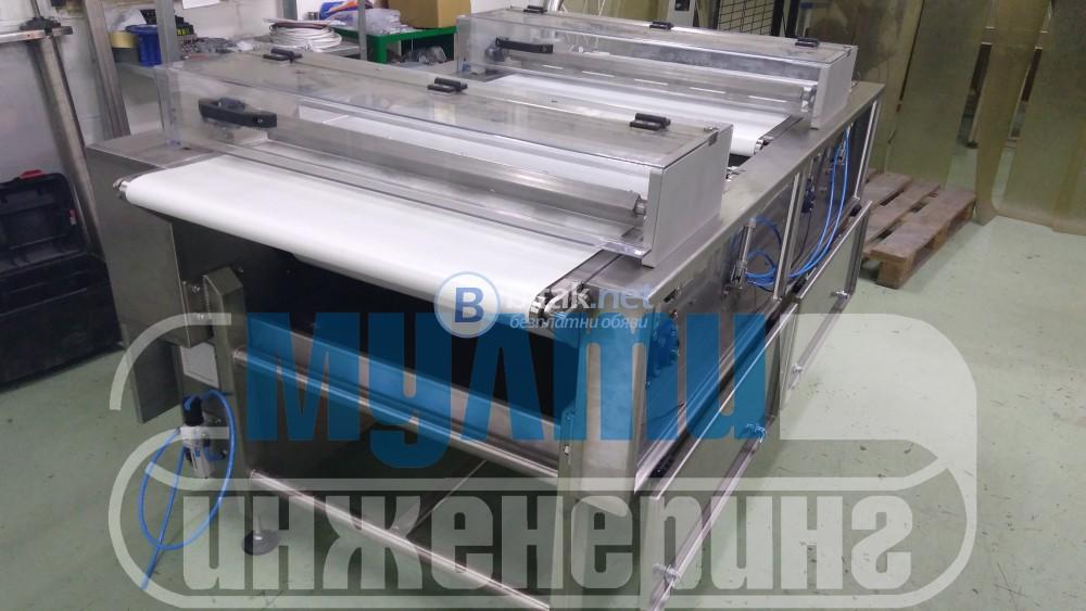 Алуминиеви профили Paletti за изграждане на машини, системи, работни помещения, ограждения