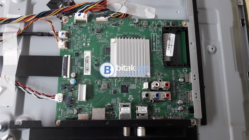 Продавам телевизор PHILIPS 43PUS6162/12 за части