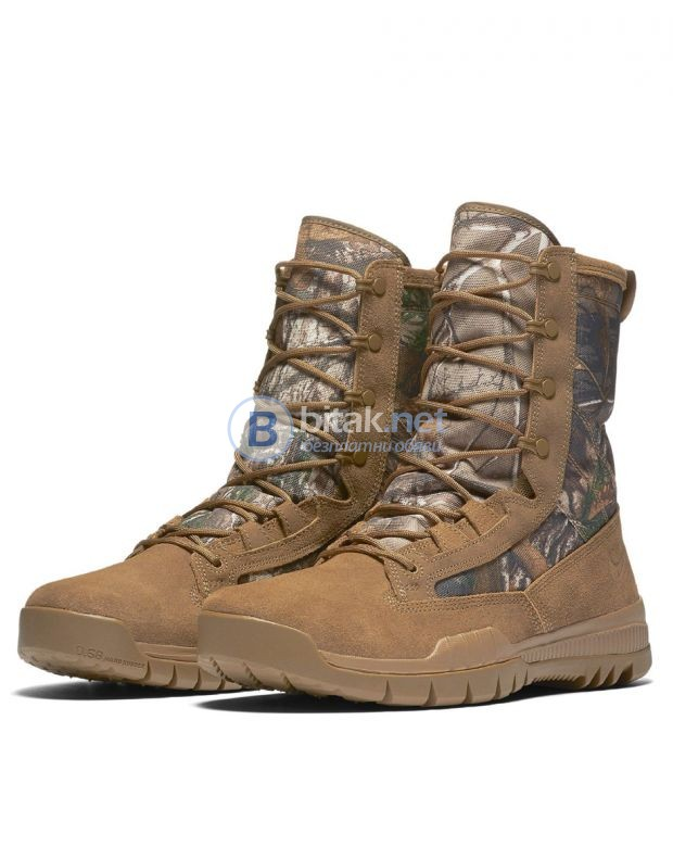 "NIKE SFB 8"" Boot Field Real Tree Camouflage МЪЖКИ ЗИМНИ БОТИ"