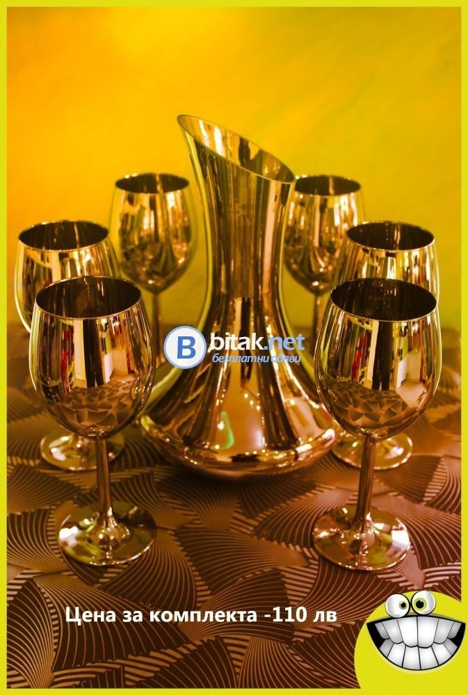 Аератори за наливане на вино.