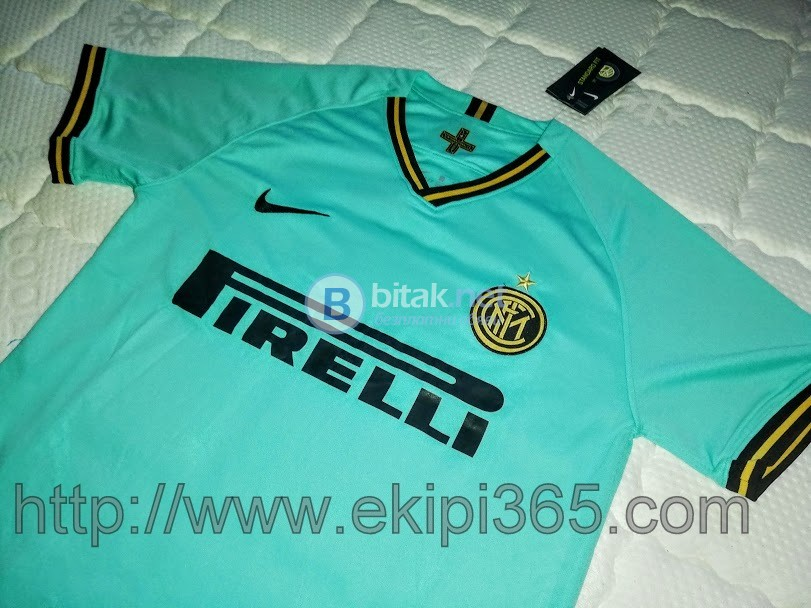 Гостуващ екип Интер Милано НОВ 2019/20