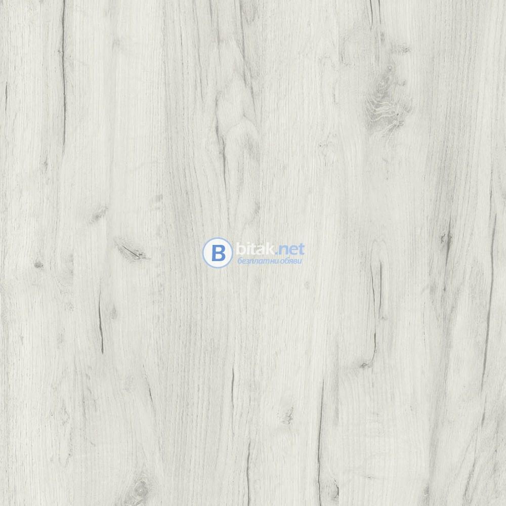Етажерка за стена - Металик Сребро