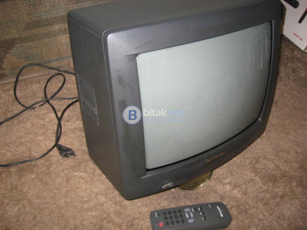 телевизор 14инча с дистанционно