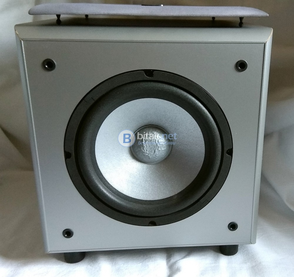 Eltax Movie Boxx 5.1 , датски активен субуфер , 100/60 вата