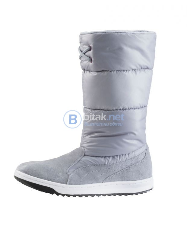 PUMA Snow Easy Fit Boots Gray ДАМСКИ АПРЕСКИ