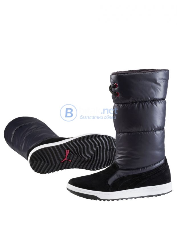 PUMA Snow Easy Fit Boots Black ДАМСКИ АПРЕСКИ