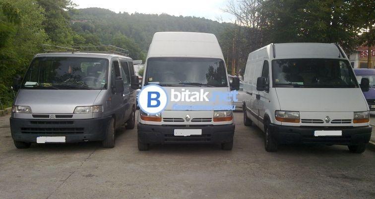 Транспорт на мебели ,  багаж и обзавеждане за Севлиево и околните села