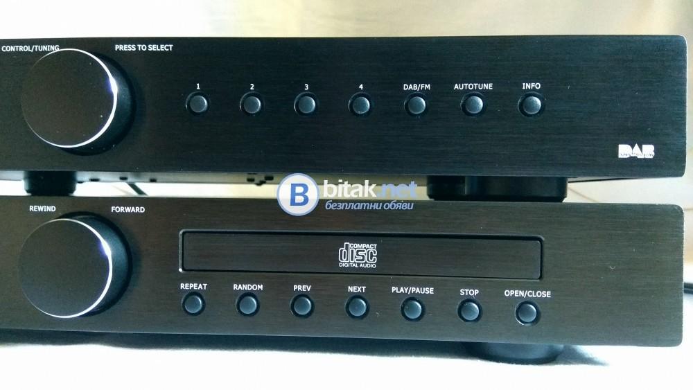 Baird TI400 английски DAB/FM/RDS тунер, като нов