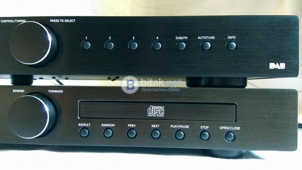 Baird TI400 , английски CD/MP3 плеър , като нов
