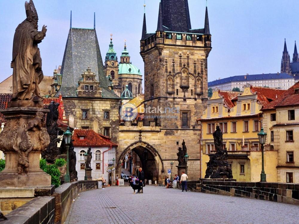 Eкскурзия Будапеща Прага Виена Братислава без нощен преход