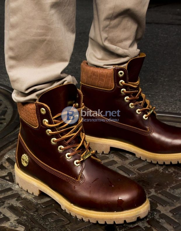 TIMBERLAND Explorious 6 Inch Premium WP Boot МЪЖКИ ЗИМНИ БОТИ