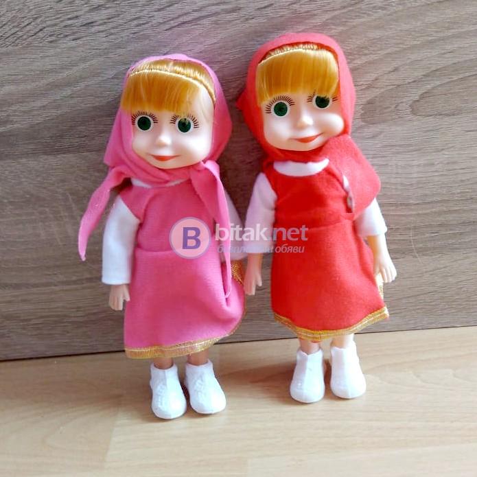Музикална кукла Маша подарък за момиче