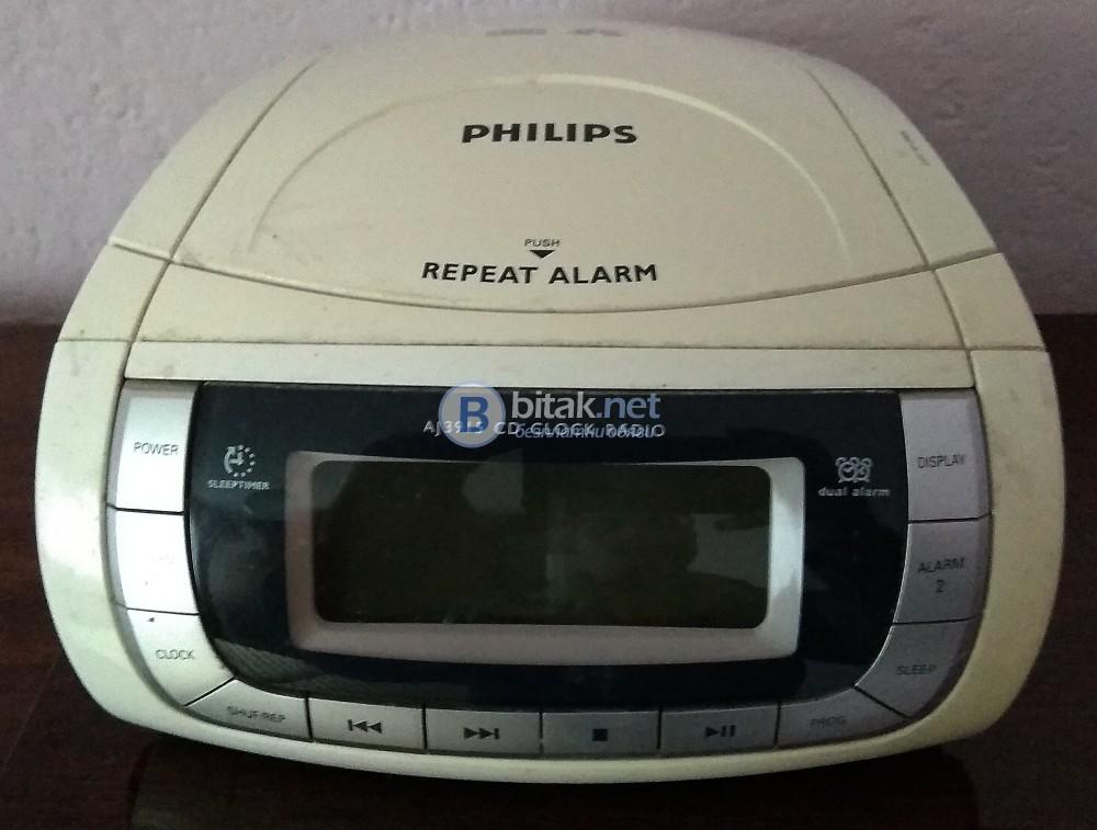 PHILIPS , радио/CD система