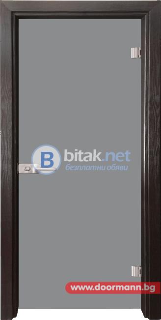 Стъклена врата модел Basic G 10