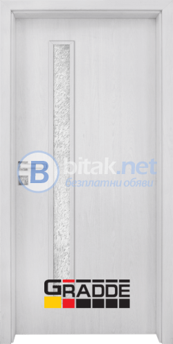 Интериорна врата Gradde Wartburg, Klasse А