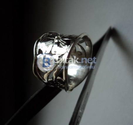 модел 473 , Дамски пръстен,с aжур