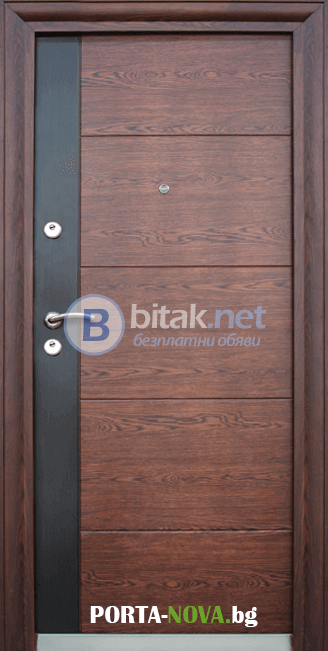 Метална входна врата модел 616-C