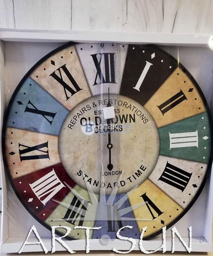 Часовник стенен