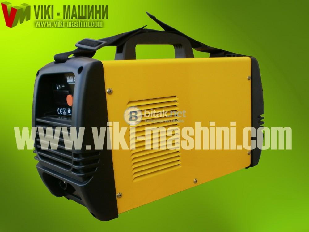 Инверторни електрожени ММА 200L с дигитален дисплей