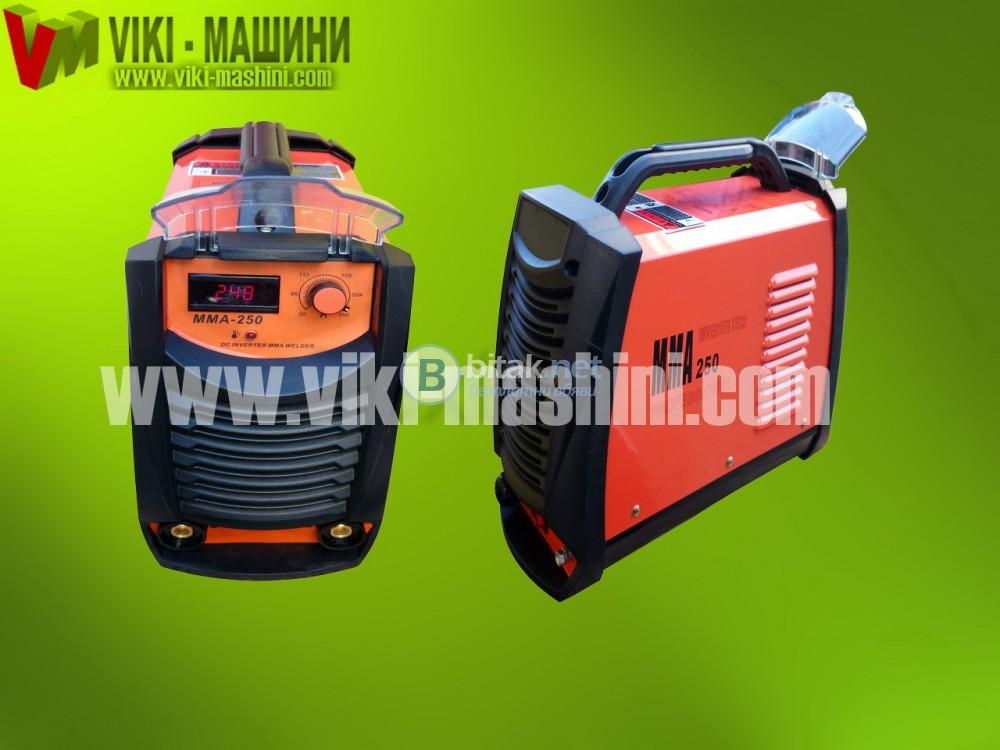 Инверторни електрожени ММА 250 серия MAX