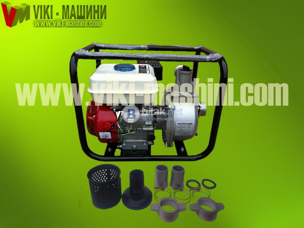 Бензинови моторни помпи за поливане и отводняване VIKI-2 цола