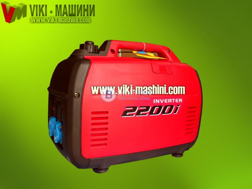 Инверторни бензинови генератори за ток 2200i