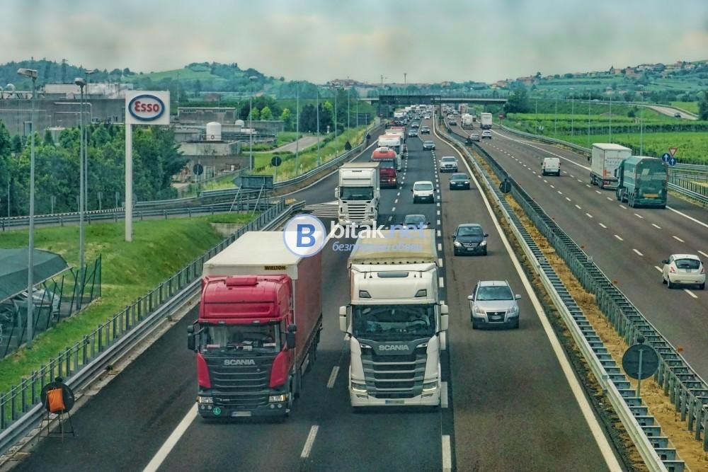 Предлагаме работа за камиони в Европа