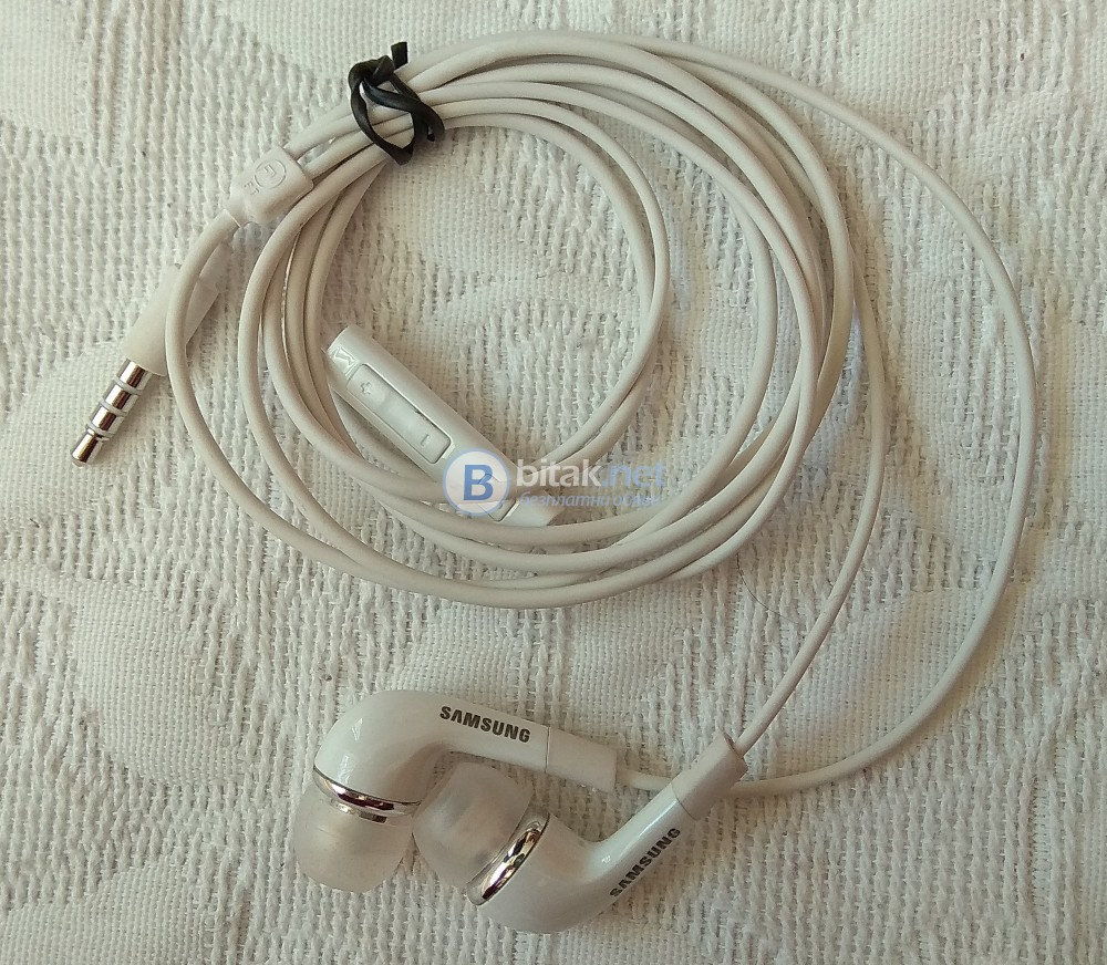 SAMSUNG - оригинални нови слушалки с хендсфри