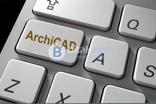 ArchiCAD - Архитектурно чертане и моделиране - София