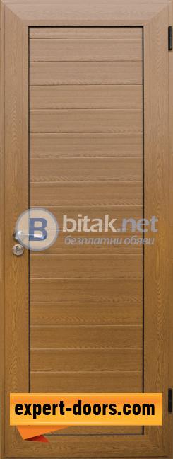 Алуминиева врата за баня - 339лв
