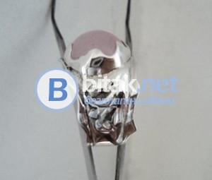 модел 406 Изработен от масивно сребро Дамски пръстен,с апликакация
