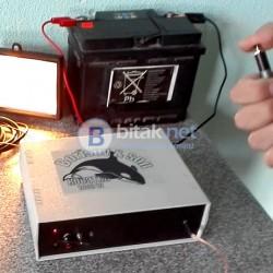 Електровъдица, електрическа въдица